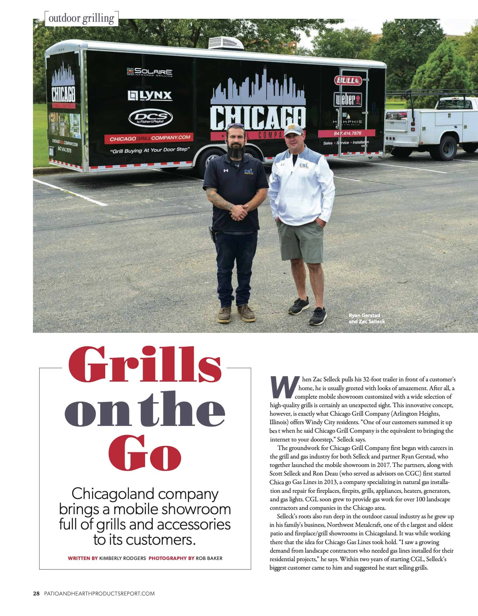 grills on the go article